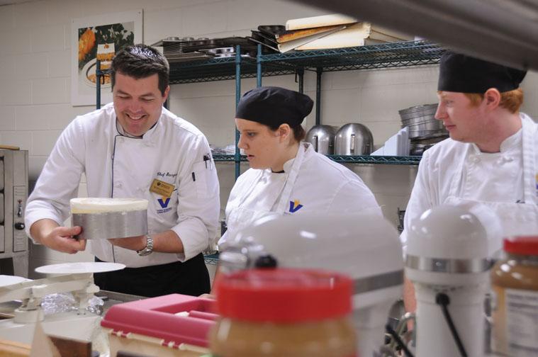 Advanced Culinary Techniques Certificate (CPC)