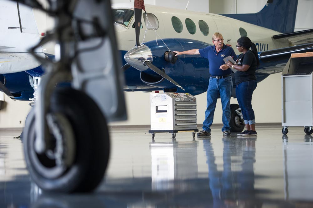 Aviation Maintenance Technician (ASCT)