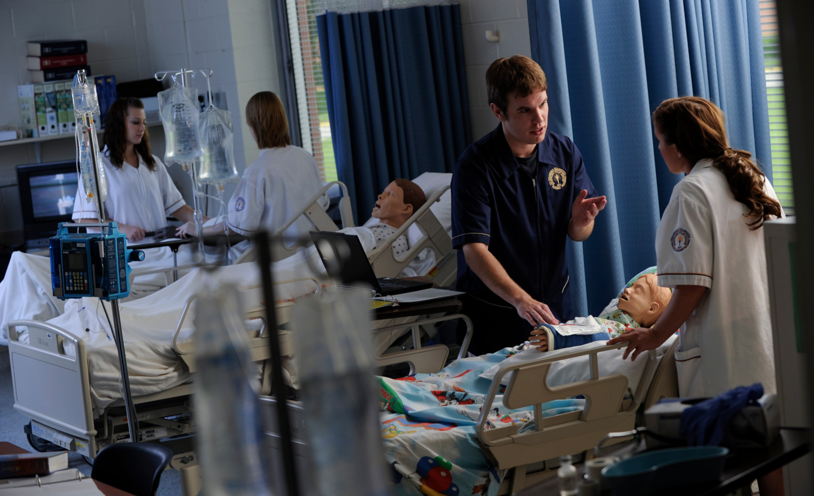 Nursing, Practical (Jasper)(CG)