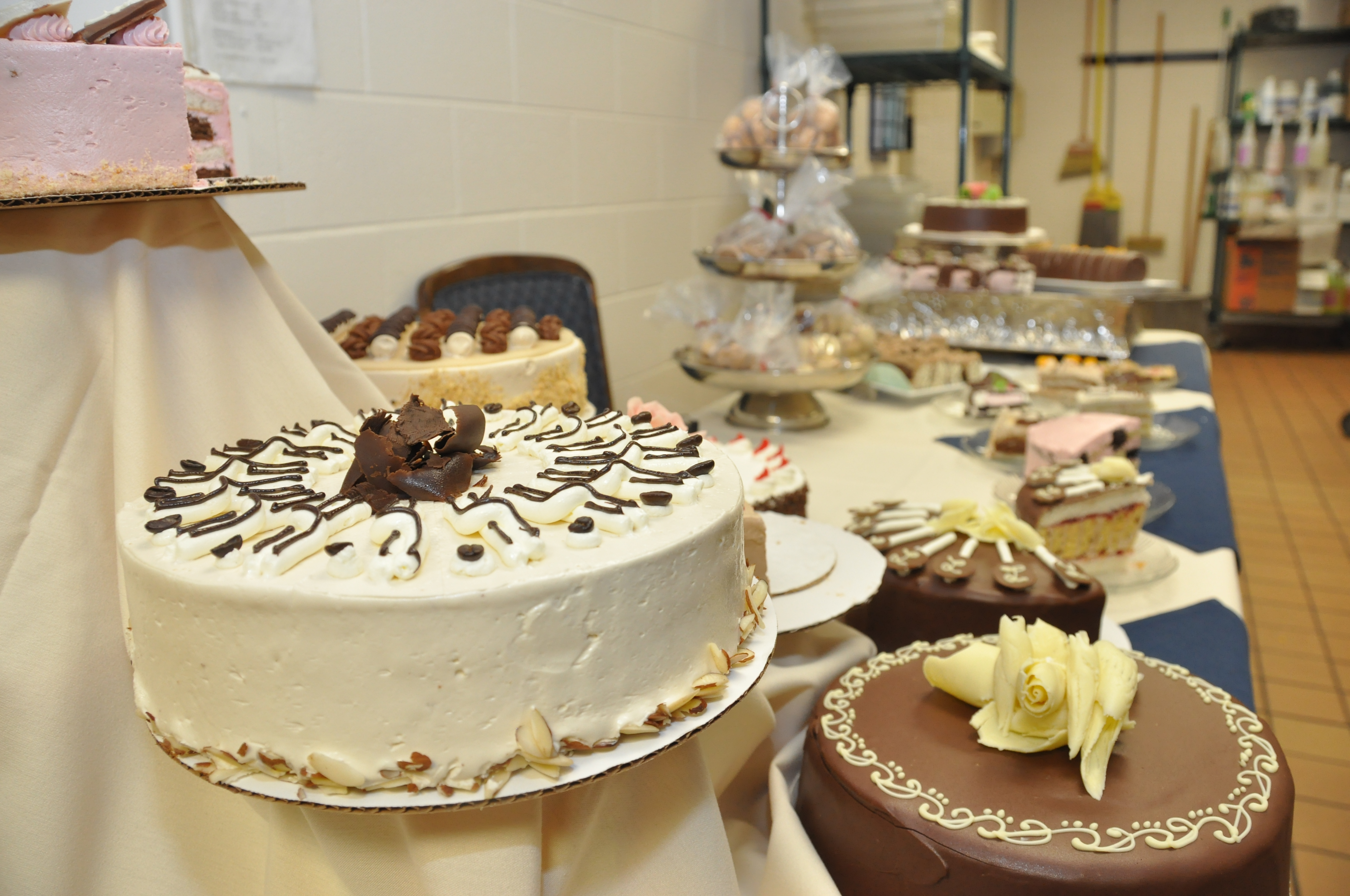 Culinary Arts - Baking and Pastry Arts Concentration (ASCT)
